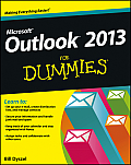 Outlook 2013 for Dummies (For Dummies)