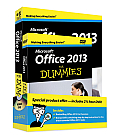 Office 2013 for Dummies, Book +...