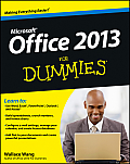 Office 2013 for Dummies (For Dummies)