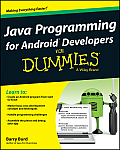 Java Programming for Android Developers for Dummies (For Dummies)
