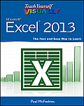Teach Yourself Visually #141: Teach Yourself Visually Excel 2013