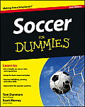 Soccer for Dummies (For Dummies) Cover
