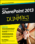 Microsoft Sharepoint 2013 for Dummies