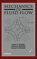 Mechanics of Fluid Flow Cover