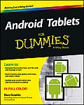Android Tablets For Dummies 1st Edition