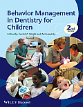 Behavior Management in Dentistry for Children