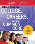 Getting Ready for College, Careers, .... (13 Edition)