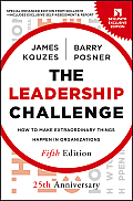 Skillpath Leadership Challenge Set 5/E - Custom Set (J-B Leadership Challenge: Kouzes/Posner) Cover