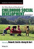 Wiley Blackwell Handbook Of Childhood Social Development