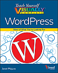 Teach Yourself Visually Complete Wordpress (Teach Yourself Visually)