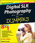 Digital SLR Photography All-In-One for Dummies (For Dummies)