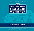 The Leadership Challenge Workshop Facilitator's Guide Set Cover