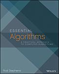 Essential Algorithms A Practical Approach to Computer Algorithms