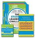 J-B Leadership Challenge: Kouzes/Posner #103: The Student Leadership Challenge Deluxe Facilitator Set