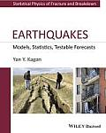 Earthquakes: Models, Statistics, Testable Forecasts (Statistical Physics of Fracture and Breakdown)