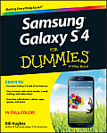 Samsung Galaxy S 4 for Dummies (For Dummies)