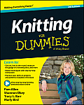 Knitting for Dummies (For Dummies)