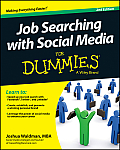 Job Searching with Social Media for Dummies (For Dummies)