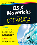 OS X Mavericks for Dummies (For Dummies)