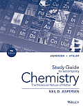 Study Guide to Accompany Chemistry: The Molecular Nature of Matter, 7th Edition