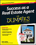 Success as a Real Estate Agent For Dummies 2nd Edition