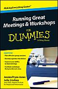 Running Great Meetings &...