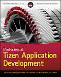 Professional Tizen Application Development (Wrox Programmer to Programmer)
