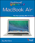 Teach Yourself VISUALLY MacBook Air 2nd Edition