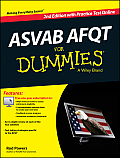ASVAB Afqt for Dummies, 2nd Edition with Online Practice Tests