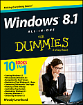 Windows 8.1 All in One For Dummies