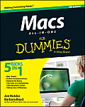 Macs All-In-One for Dummies (For Dummies)