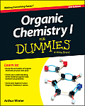Organic Chemistry 1 for Dummies (2ND 14 Edition)