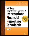Wiley Ifrs 2015: Interpretation and Application of International Financial Reporting Standards