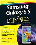 Samsung Galaxy S5 for Dummies (For Dummies)