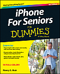 iPhone for Seniors for Dummies (For Dummies)