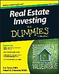 Real Estate Investing for Dummies (For Dummies)
