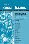 Ethnic-Racial Stigma and Physical Health Disparities in the United States of America: From Psychological Theory and Evidence to Public Policy Solution