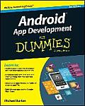 Android App Development For Dummies 3rd Edition