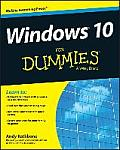 Windows 10 For Dummies 1st...