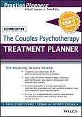The Couples Psychotherapy Treatment Planner, with Dsm-5 Updates, 2nd Edition (PracticePlanners)