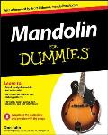 Mandolin for Dummies (For Dummies) Cover