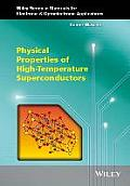 Physical Properties of High-Temperature Superconductors