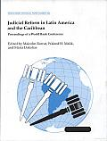 Judicial Reform in Latin America and the Caribbean: Proceedings of a World Bank Conference