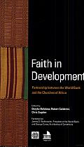 Faith in Development: Partnership between the World Bank and the Churches of Africa