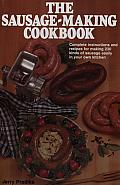 The Sausage-Making Cookbook Cover
