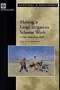 Making a Large Irrigation Scheme Work: A Case Study from Mali