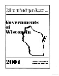 Governments of Wisconsin 2004