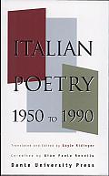 Italian Poetry, 1950-1990