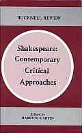Shakespeare-contem Criticism