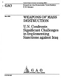 Weapons of Mass Destruction: U.N. Confronts Significant Challenges in Implementing Sanctions against Iraq